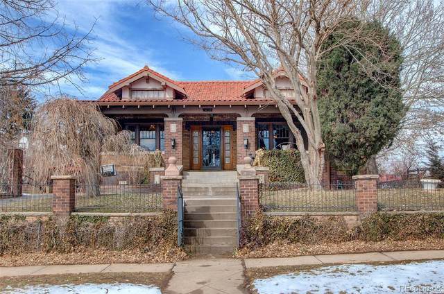 5033 W 33rd Avenue, Denver, CO 80212 (#5882646) :: The Scott Futa Home Team