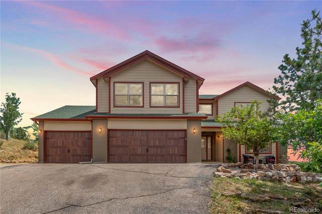 2870 Spaatz Road, Monument, CO 80132 (#5882783) :: The DeGrood Team