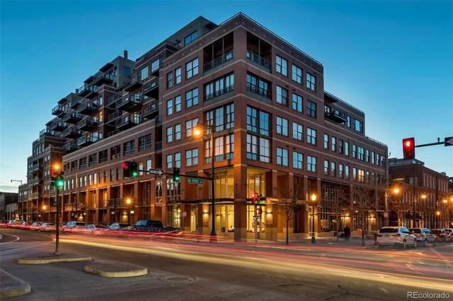 1499 Blake Street 4R, Denver, CO 80202 (#5882787) :: Venterra Real Estate LLC