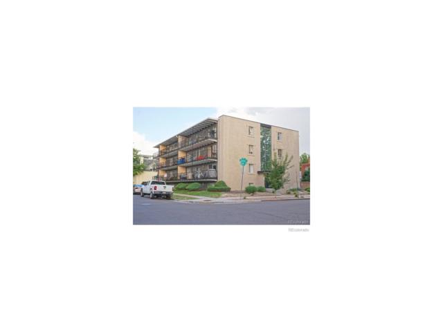 100 S Clarkson Street #101, Denver, CO 80209 (MLS #5883451) :: 8z Real Estate