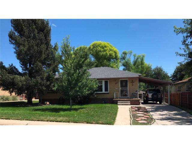 1680 S Wolff Street, Denver, CO 80219 (#5883728) :: The Peak Properties Group
