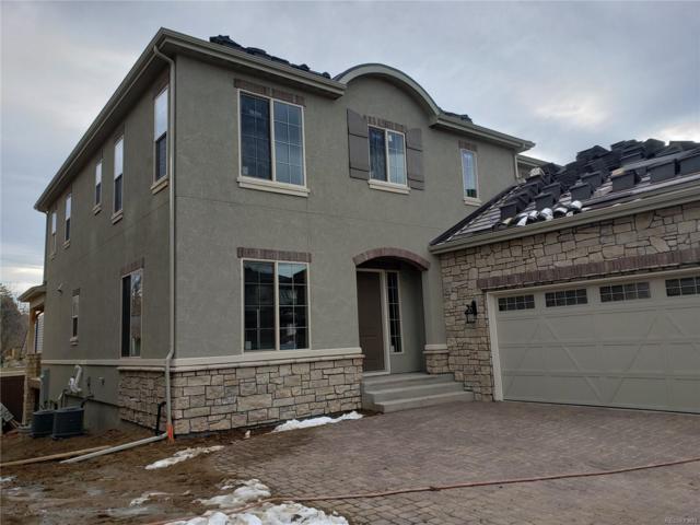 7032 E Lake Drive, Centennial, CO 80111 (#5883964) :: Colorado Home Finder Realty