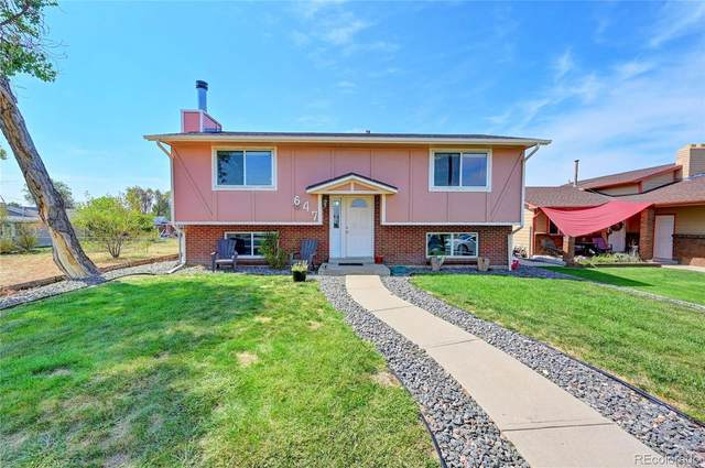 647 S 6th Avenue, Brighton, CO 80601 (#5884234) :: The Artisan Group at Keller Williams Premier Realty