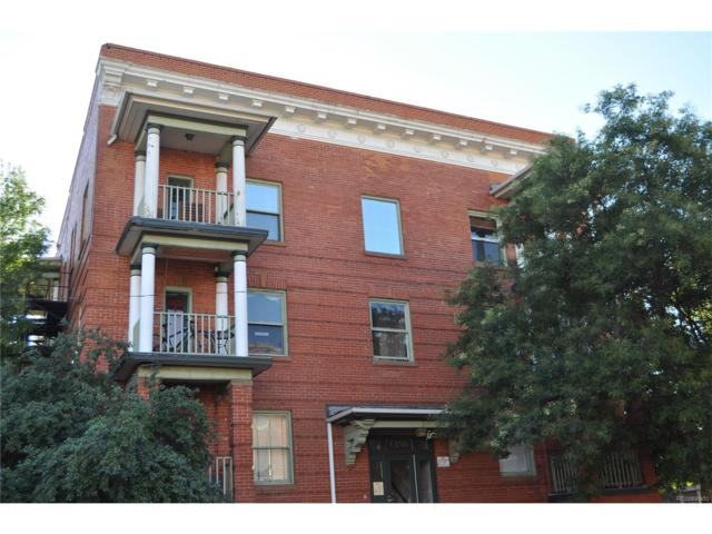 1356 Pearl Street #311, Denver, CO 80203 (#5884626) :: Structure CO Group