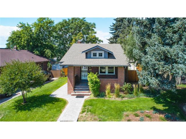 1345 S Corona Street, Denver, CO 80210 (#5884962) :: Thrive Real Estate Group