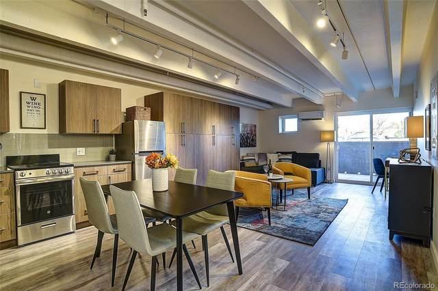 1495 N Vrain Street #110, Denver, CO 80204 (MLS #5885065) :: 8z Real Estate