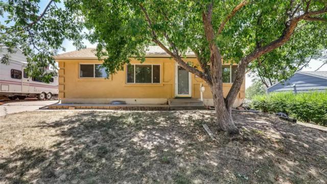 2811 Hayman Terrace, Colorado Springs, CO 80910 (#5885072) :: The Tamborra Team
