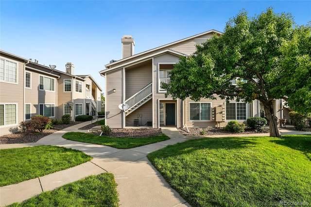 8365 Pebble Creek Way #204, Highlands Ranch, CO 80126 (MLS #5885156) :: Find Colorado