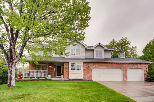 9352 Mountain Brush Street, Highlands Ranch, CO 80130 (#5885194) :: The Peak Properties Group