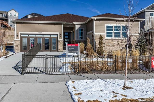 13042 Bridge View Lane, Parker, CO 80134 (#5886170) :: Chateaux Realty Group