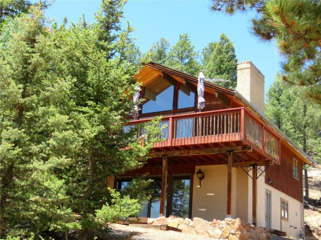975 Stonehenge Drive, Florissant, CO 80816 (#5886227) :: The Heyl Group at Keller Williams