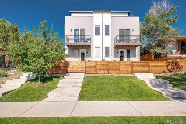 1823 N Hooker Street #3, Denver, CO 80204 (MLS #5886536) :: 8z Real Estate