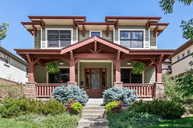 1240 S Milwaukee Street, Denver, CO 80210 (#5886660) :: The DeGrood Team