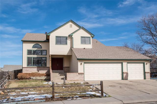 2735 W 106th Circle, Westminster, CO 80234 (#5886675) :: The Heyl Group at Keller Williams