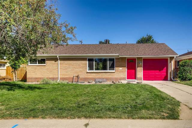 2850 Newport Street, Denver, CO 80207 (MLS #5887091) :: 8z Real Estate