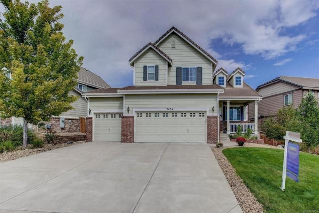 7434 Grady Circle, Castle Rock, CO 80108 (#5887278) :: Sellstate Realty Pros