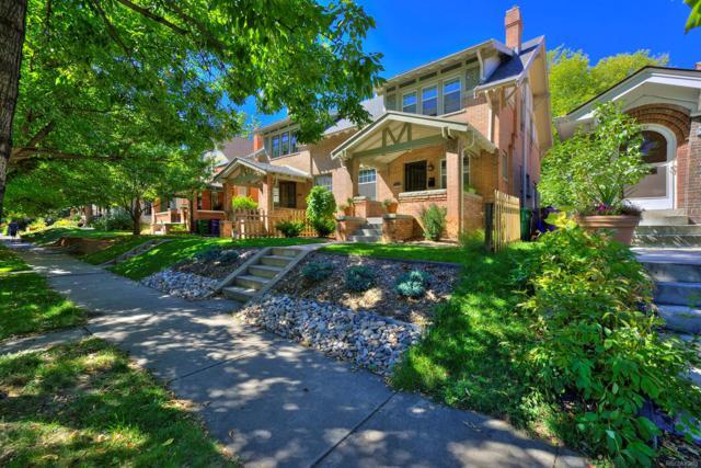 1149 Adams Street, Denver, CO 80206 (#5888183) :: Wisdom Real Estate
