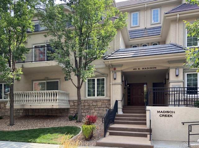 40 S Madison Street #203, Denver, CO 80209 (#5888754) :: Chateaux Realty Group