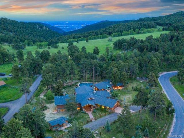24628 Stanley Park Road, Evergreen, CO 80439 (MLS #5888866) :: 8z Real Estate