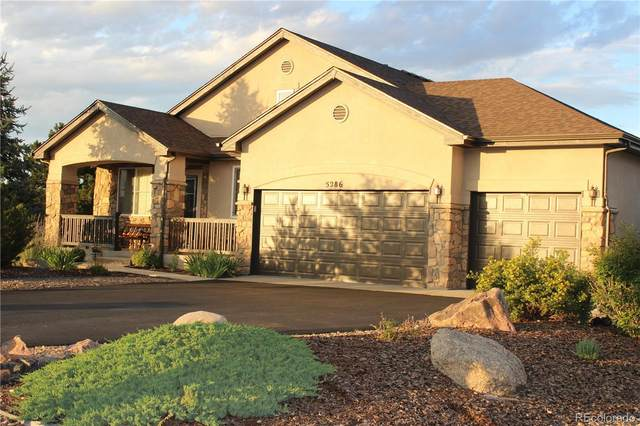 5286 La Quinta Circle, Elizabeth, CO 80107 (#5889093) :: HomeSmart Realty Group