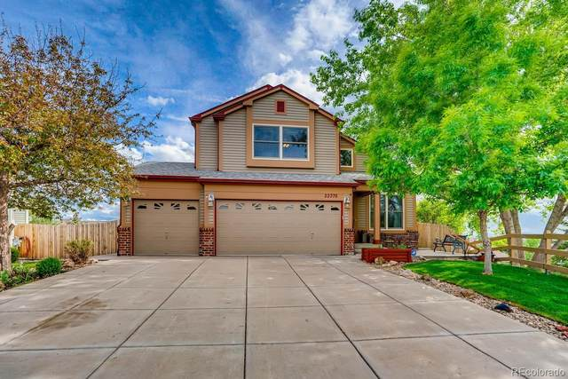 22376 E Dorado Place, Aurora, CO 80015 (#5889201) :: The DeGrood Team