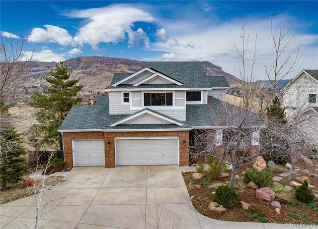 499 White Ash Drive, Golden, CO 80403 (MLS #5889467) :: 8z Real Estate