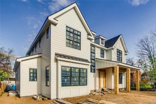 1609 S Corona Street, Denver, CO 80210 (#5889805) :: Wisdom Real Estate
