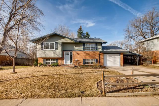 1443 S Dudley Street, Lakewood, CO 80232 (#5889999) :: The Heyl Group at Keller Williams