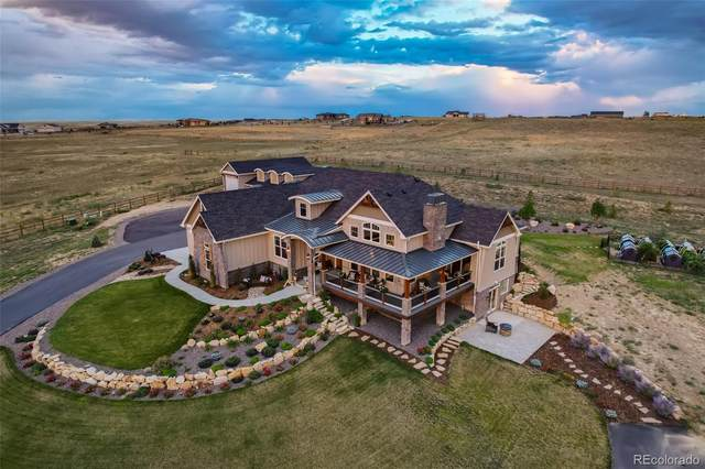 3444 Antelope Ridge Trail, Parker, CO 80138 (#5890305) :: Bring Home Denver with Keller Williams Downtown Realty LLC