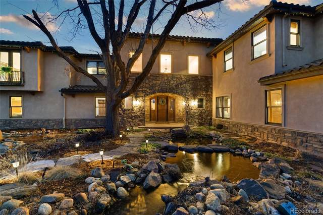 2601 Garden Lane, Greenwood Village, CO 80121 (#5890371) :: Arnie Stein Team | RE/MAX Masters Millennium