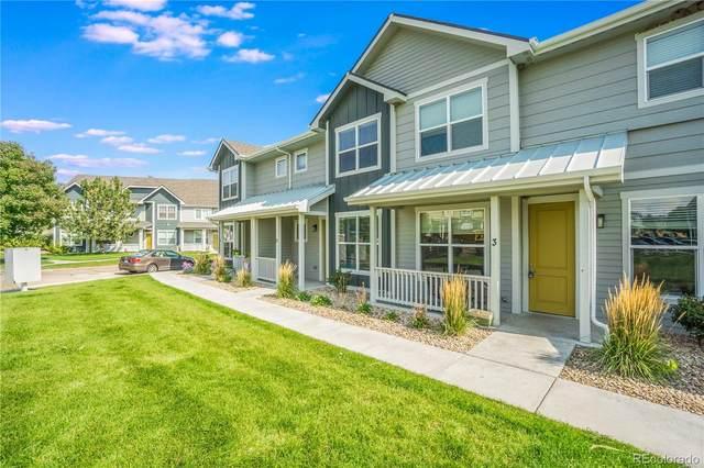 6340 Orchard Park Drive #3, Evans, CO 80634 (#5890608) :: milehimodern