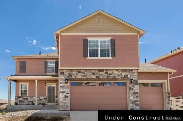 5322 Sandy Ridge Avenue, Firestone, CO 80504 (#5890661) :: Stephanie Fryncko | Keller Williams Integrity