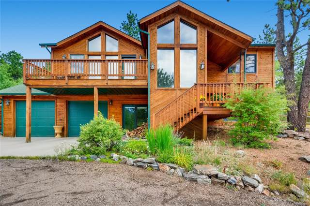 109 Royal Ridge Drive, Bailey, CO 80421 (MLS #5891099) :: 8z Real Estate