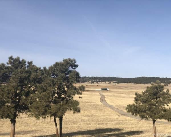00 County Road 61, Elbert, CO 80106 (#5891519) :: The Margolis Team