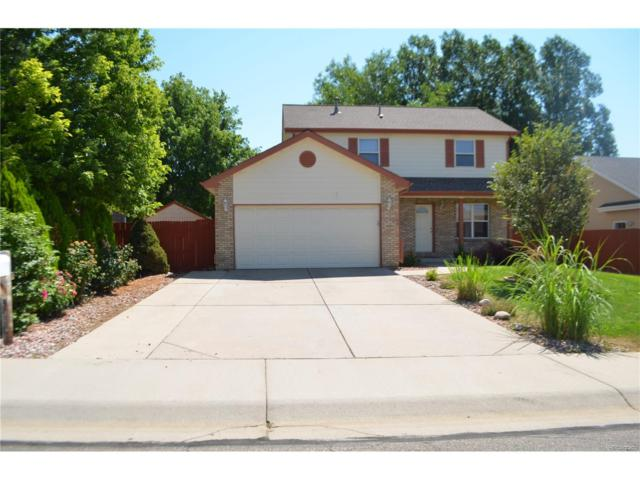 3016 49th Avenue, Greeley, CO 80634 (MLS #5891536) :: 8z Real Estate