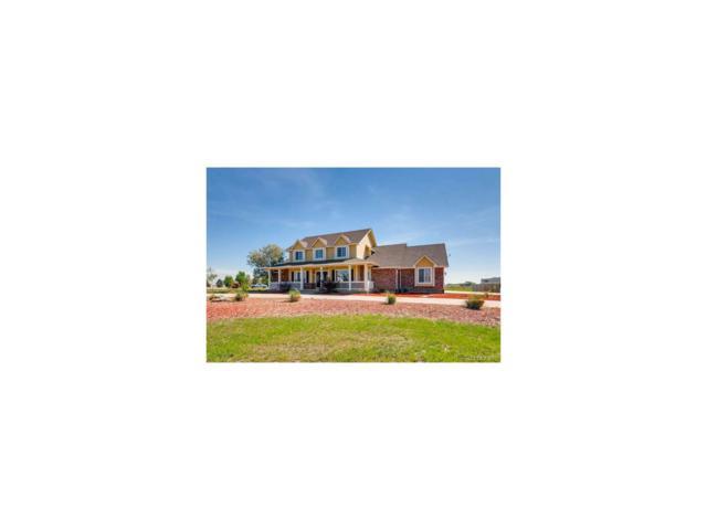 14620 N Meadow Woods Street, Brighton, CO 80603 (MLS #5891825) :: 8z Real Estate