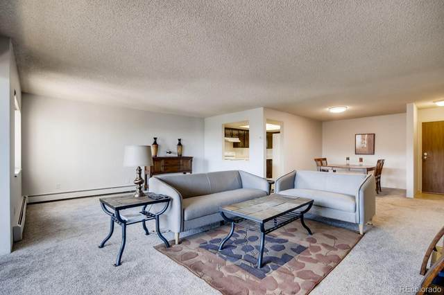 14000 E Linvale Place #512, Aurora, CO 80014 (#5891920) :: The Peak Properties Group