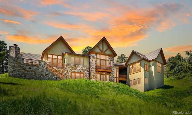 730 Genesee Mountain Road, Golden, CO 80401 (#5891963) :: Portenga Properties