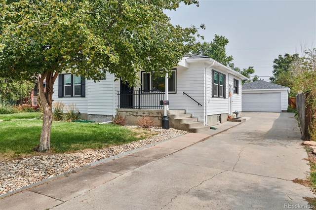 4020 S Bannock Street, Englewood, CO 80110 (MLS #5892159) :: 8z Real Estate