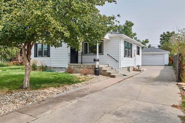 4020 S Bannock Street, Englewood, CO 80110 (#5892159) :: The HomeSmiths Team - Keller Williams
