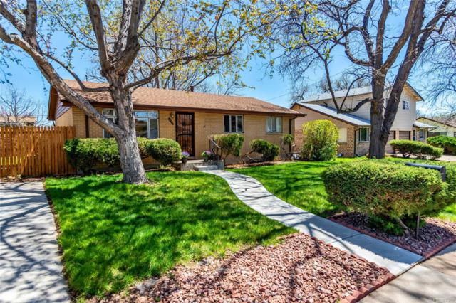 440 S Kline Street, Lakewood, CO 80226 (MLS #5892263) :: 8z Real Estate