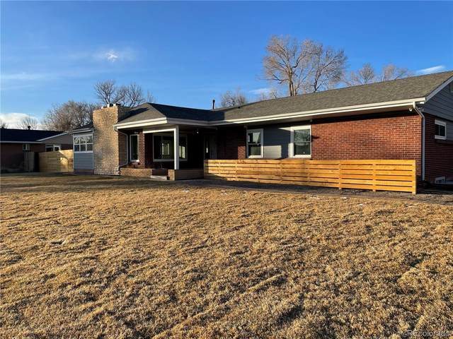 5341 W 82nd Avenue, Arvada, CO 80003 (#5892338) :: The Dixon Group