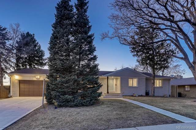 3495 S Birch Street, Denver, CO 80222 (#5892839) :: The DeGrood Team