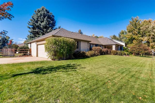 5747 S Galena Street, Greenwood Village, CO 80111 (#5893129) :: Sellstate Realty Pros