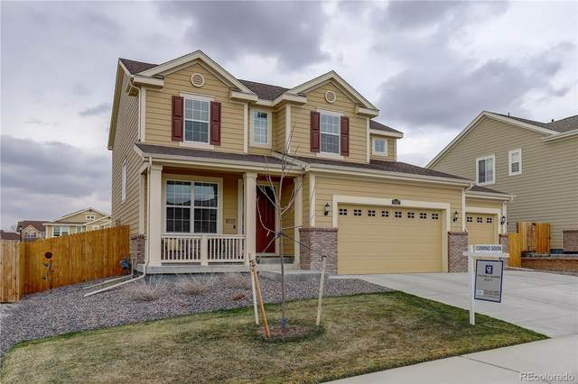 13427 Magnolia Street, Thornton, CO 80602 (MLS #5893763) :: Wheelhouse Realty