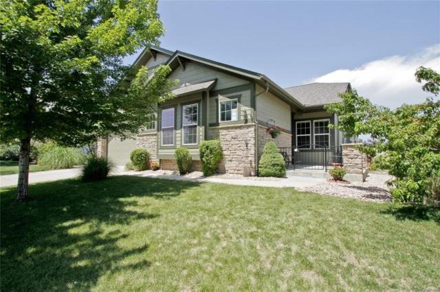 3795 Shadow Canyon Trail, Broomfield, CO 80020 (MLS #5893801) :: 8z Real Estate