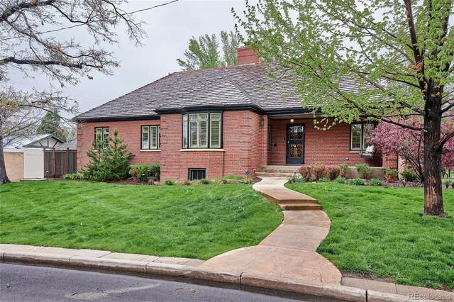 205 Albion Street, Denver, CO 80220 (MLS #5894019) :: Stephanie Kolesar