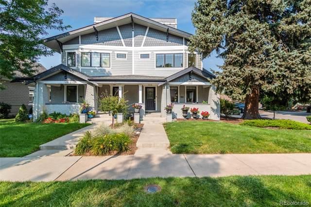 1401 S Clarkson Street, Denver, CO 80210 (#5894340) :: The DeGrood Team