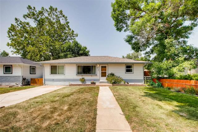 4743 S Pennsylvania Street, Englewood, CO 80113 (#5895660) :: Sellstate Realty Pros