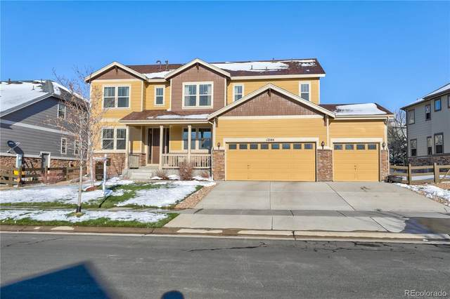 12144 S Meander Way, Parker, CO 80138 (#5896122) :: The Gilbert Group